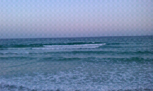 Wednesday Evening Beach and Surf Report 03/28/12