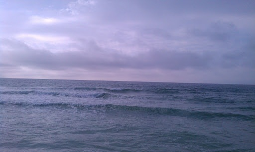 Thurday Mid-morning Beach and Surf Report 03/29/2012