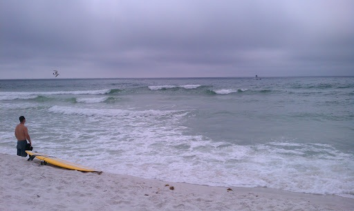 Thursday Midday Beach and Surf Report 03/29/12