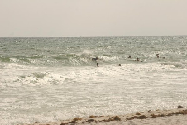 Friday After-work Beach and Surf Report 03/30/12