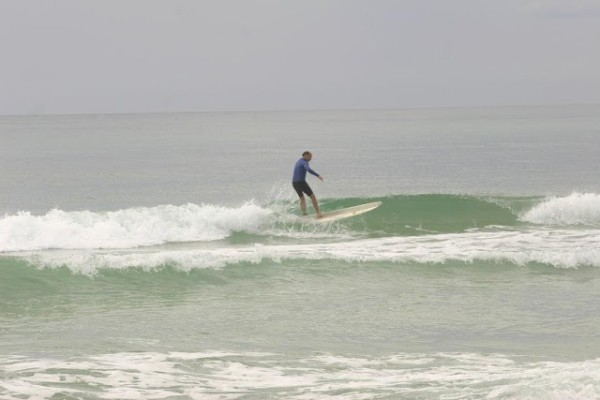 Saturday Afternoon Beach and Surf Report 03/31/12