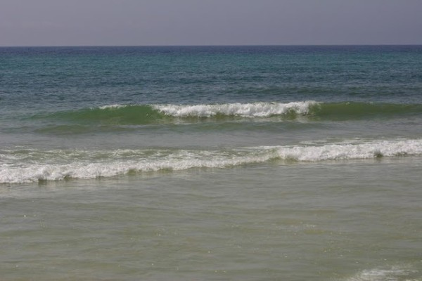 Monday Mid-Morning Beach and Surf Report 04/02/12
