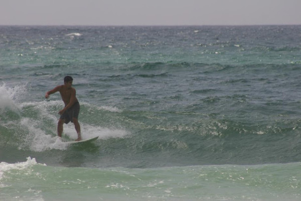 Tuesday Midday Beach and Surf Report 05/01/2012