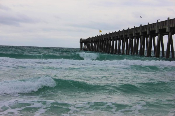 Friday Afternoon Beach and Surf Report 12/28/12
