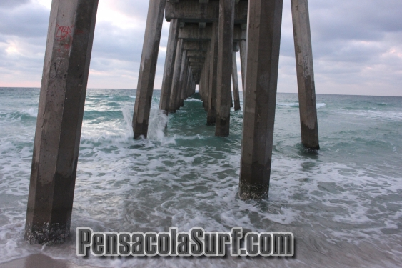New Year's Eve Beach and Surf Report 12/31/12