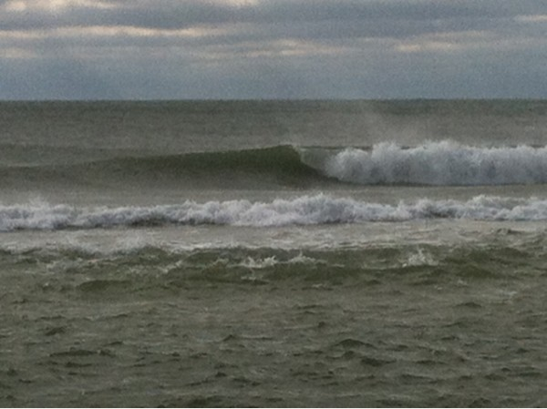 Saturday Midday Beach and Surf Report 12/29/12