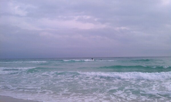 Monday Afternoon Beach and Surf Report 12/31/12