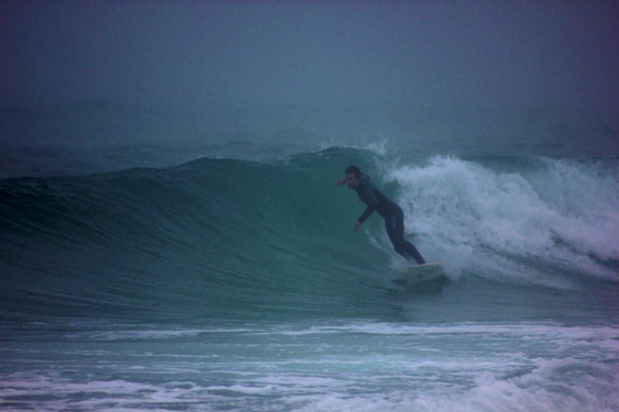 Wednesday Afternoon Pensacola Beach Surf Report 01/09/13