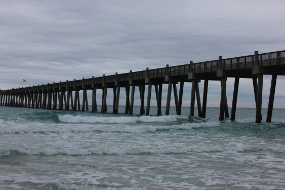 Sunday Midday Beach and Surf Report 01/06/13
