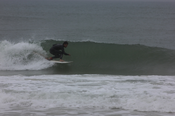 Wednesday Afternoon Beach and Surf Report 01/16/13
