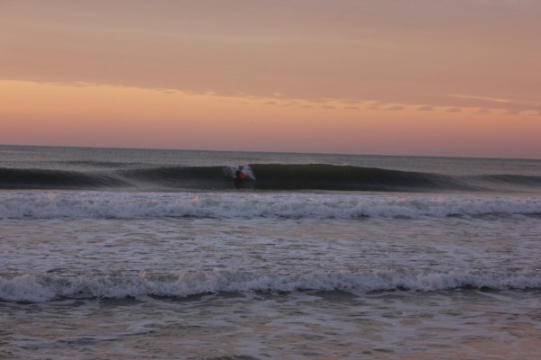 Wednesday Sunrise Beach and Surf Report 02/27/13