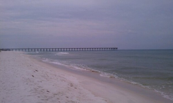 Thursday Midday Beach and Surf Report 02/14/13