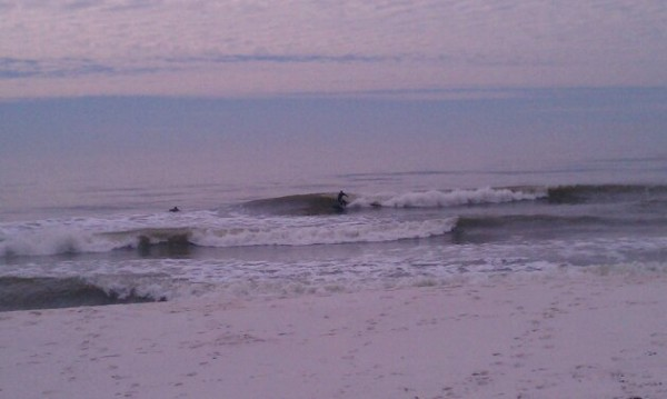 Wednesday Midday Beach and Surf Report 02/27/13