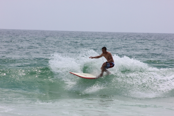 Monday Afternoon Beach and Surf Report 04/29/13