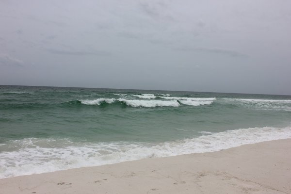 Tuesday Afternoon Beach and Surf Report 04/30/13