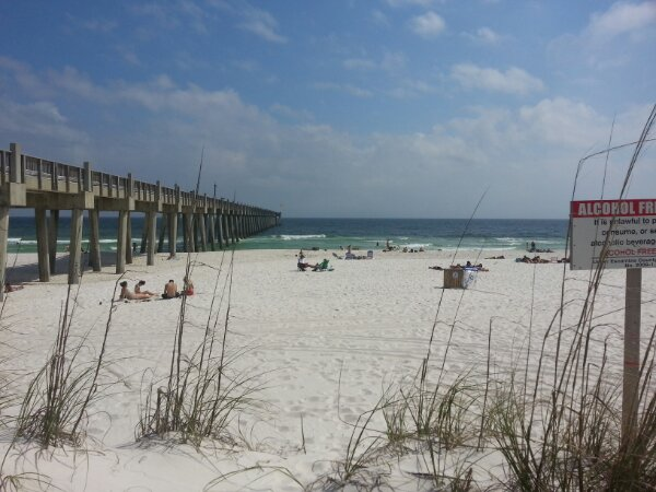 Sunday Afternoon Beach and Surf Report 03/07/13