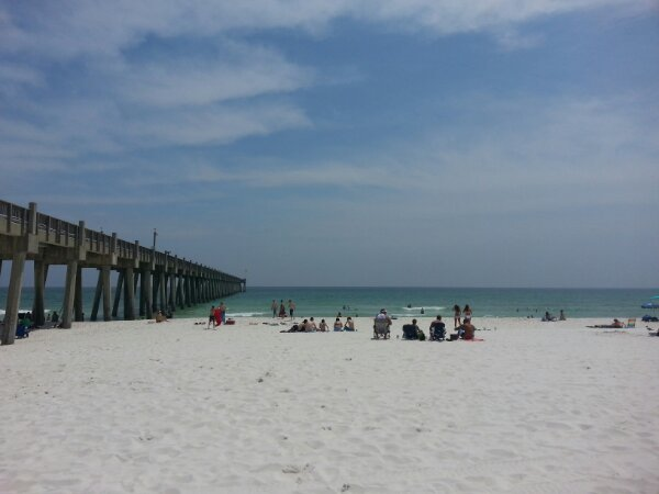 Sunday Afternoon Beach and Surf Report 04/28/13
