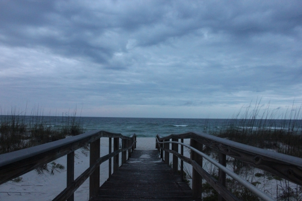 Wednesday Sunrise Beach and Surf Report 05/01/13