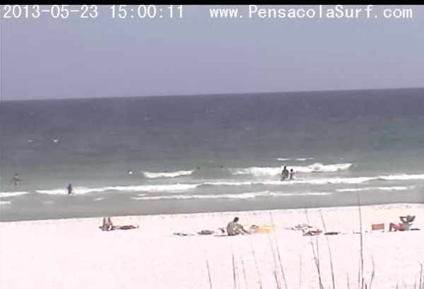 Thursday Afternoon Beach and Surf Report 05/23/13