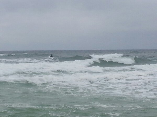 Wednesday Afternoon Beach and Surf Report 05/01/13