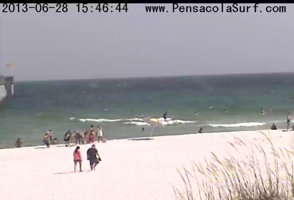 Friday Afternoon Beach and Surf Report 06/28/13