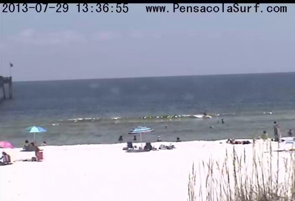 Monday Afternoon Beach and Surf Report 07/29/13