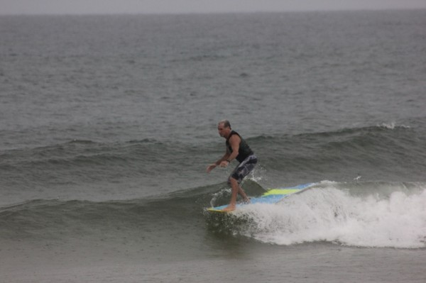 Saturday Mid-Morning Beach and Surf Report 08/17/13