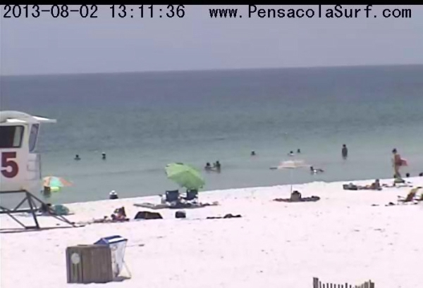 Friday Afternoon Beach and Surf Report 08/02/13