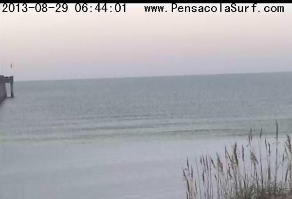 Thursday Sunrise Beach and Surf Report 08/29/13