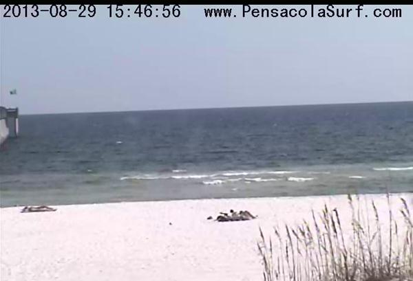 Thursday Afternoon Beach and Surf Report 08/29/13