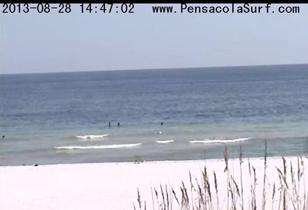 Wednesday Afternoon Beach and Surf Report 08/28/13