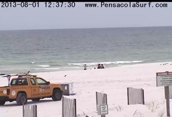 Thursday Afternoon Beach and Surf Report 08/01/13