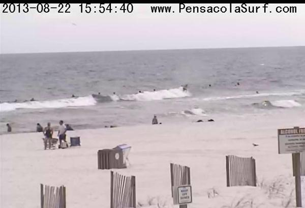 Thursday Afternoon Beach and Surf Report 08/22/13