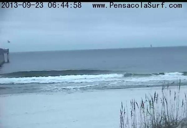 Monday Sunrise Beach and Surf Report 09/23/13