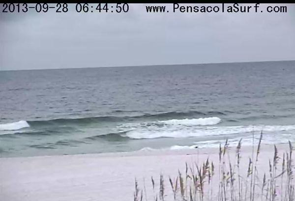 Saturday Sunrise Beach and Surf Report 09/28/13