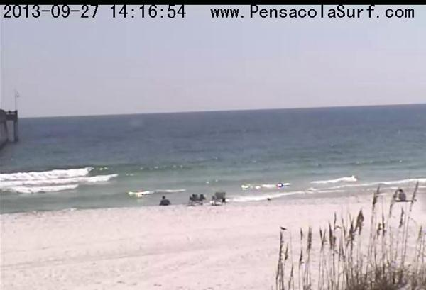 Friday Afternoon Beach and Surf Report 09/27/13
