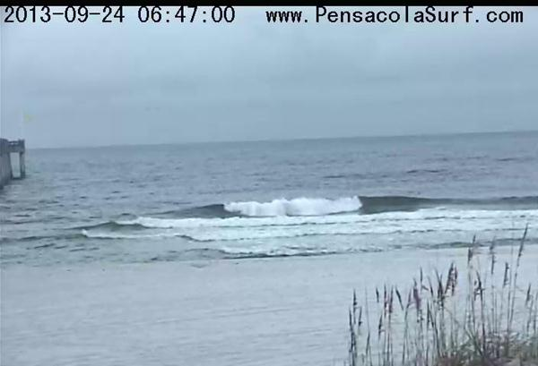 Tuesday Sunrise Beach and Surf Report 09/24/13