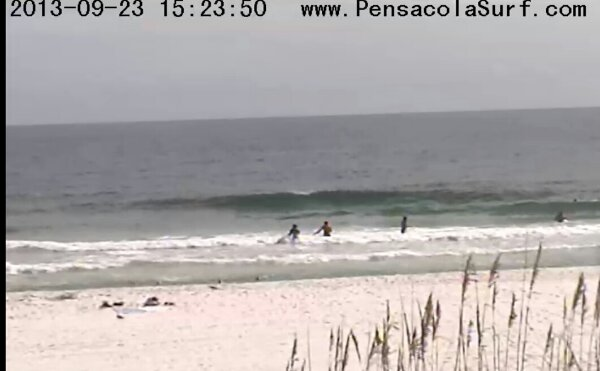 Monday Afternoon Beach and Surf Report 09/23/13