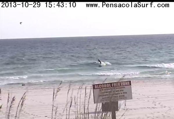 Tuesday Afternoon Beach and Surf Report 10/29/13