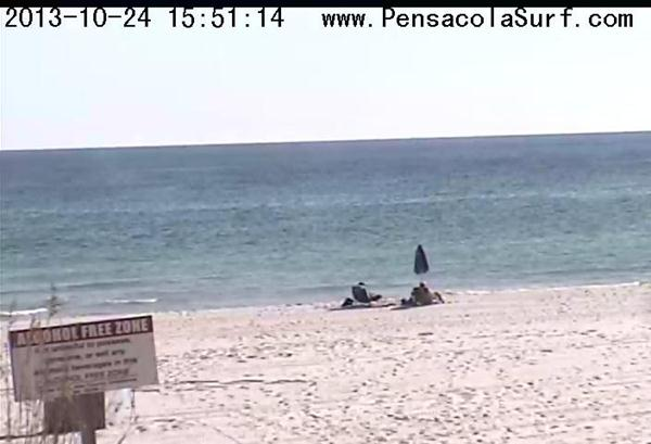 Thursday Afternoon Beach and Surf Report 10/24/13