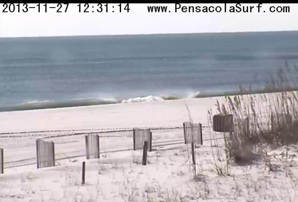 Wednesday Midday Beach and Surf Report 11/27/13