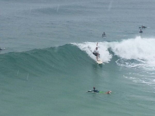 Friday Midday Beach and Surf Report 11/01/13