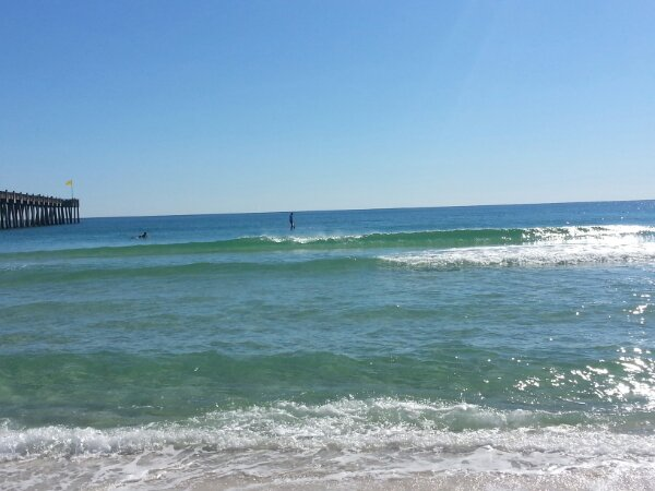 Saturday Afternoon Beach and Surf Report 11/02/13