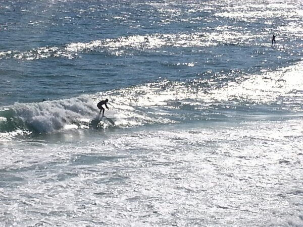 Monday Afternoon Beach and Surf Report 10/04/13