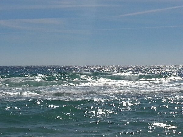 Monday Midday Beach and Surf Report 11/11/13