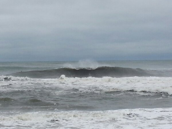 Tuesday Afternoon Beach and Surf Report 11/26/13