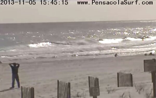 Tuesday Afternoon Beach and Surf Report 11/05/13