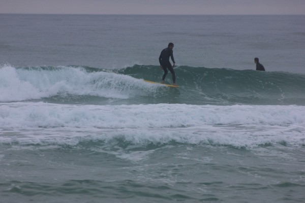 Monday Evening Surfing Pictures 12/09/13
