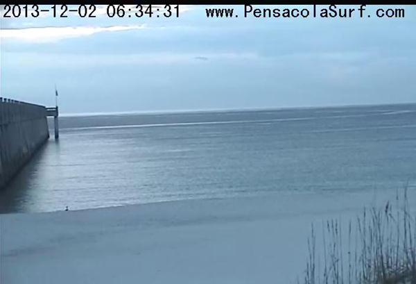 Monday Sunrise Beach and Surf Report 12/02/13