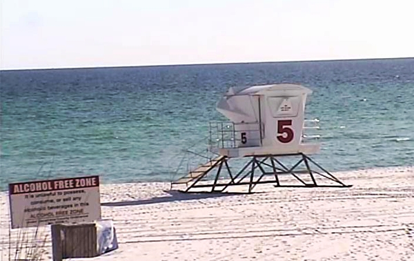 Friday Afternoon Beach and Surf Report 02/28/14